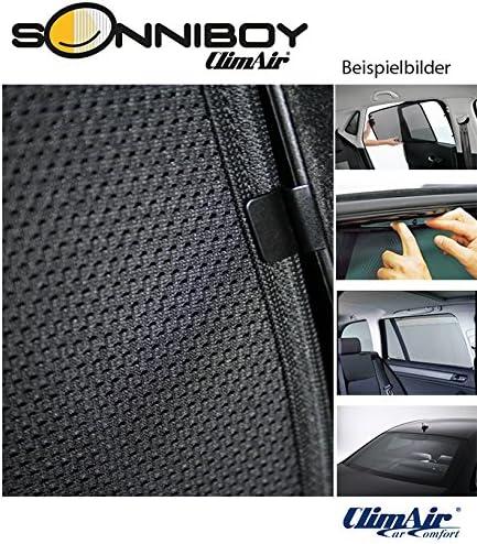 5-t/ürer 2015 X253 Sonniboy kompatibel mit Mercedes GLC