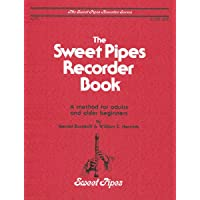 SP2318 - The Sweet Pipes Recorder Book - Alto - Book 1