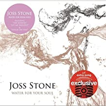 Joss Stone Water For Your Soul CD Target Exclusive with 1 bonus song