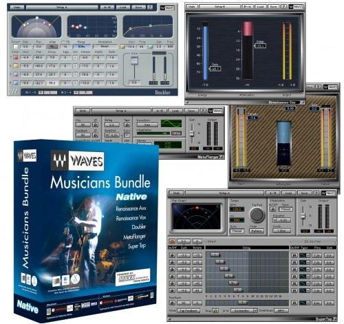 WAVES Waves Musicians Bundle ( Windows/Macintosh ) ()