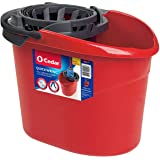 O-Cedar Quick Wring Bucket 2.5 Gallon Bucket With Wringer, 1 CT