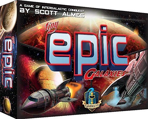 Tiny Epic Galaxies Space Board (Space Galaxy)