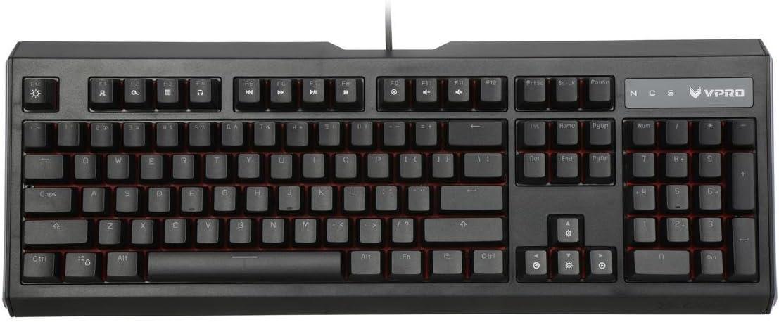 Rapoo V500L Backlit Mechanical Gaming Keyboard