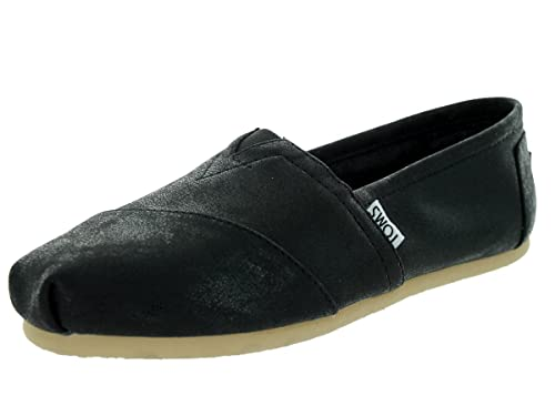 TOMS - Zapatillas para Mujer Negro Negro: Amazon.es: Zapatos y complementos
