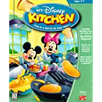 My Disney Kitchen (Mac & PC CD-ROM). Microsoft Windows 95 or later. Macintosh PowerPC System 7.5 or later.