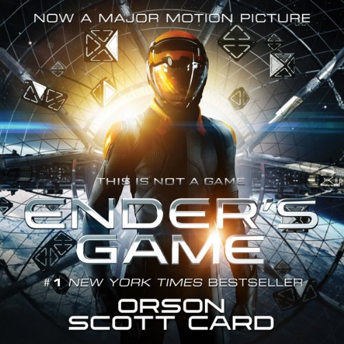 Bargain Audio Book - Ender s Game  Special 20th Anniversary Ed