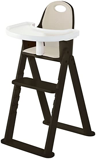 High Chair U2013Svan Baby To Booster Bentwood Folding Chair With Removable  Cushion (6 Months