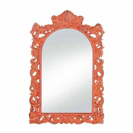 Wall Mirrors, Antique Girls Bedroom Decorative Stylish ...