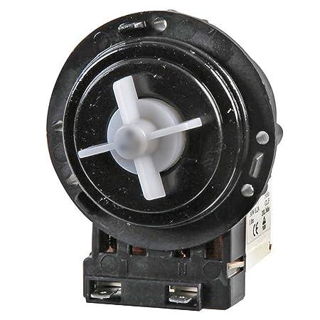 Spares2go - Bomba de desagüe para lavadora LG (240 V/50 hz ...