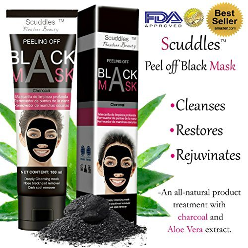 Blackhead Remover Face Black Mask - Peel Off...