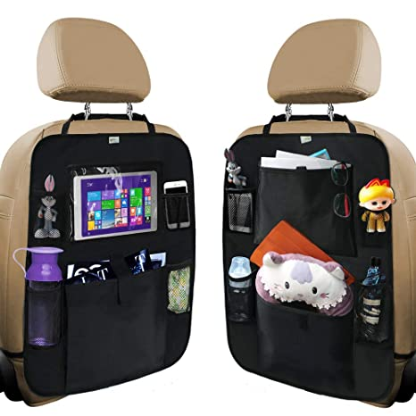 Amazon.com: MODERN - Organizador de asiento de coche para ...
