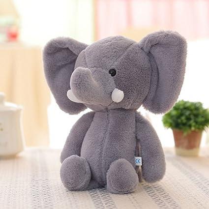 20cm Lovely Elephant Stuffed Animals Kids Baby Soft Plush Toys Gifts Dolls NEW