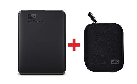 Western Digital - Funda para disco duro externo, 2.5