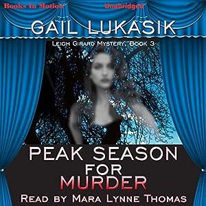 Peak Season for Murder Audiobook