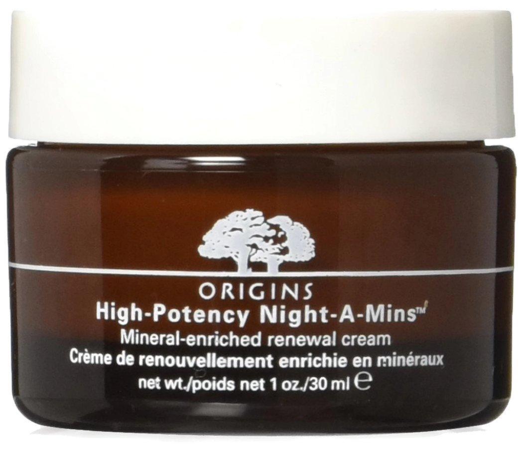 Origins High Potency Night-A-Mins Mineral Enriched Renewal Cream UNBOX 30 Ml 1 Oz