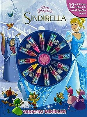 Disney Yaratici Minikler Sindirella Kolektif 9786050920284 Amazon