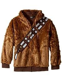Star Wars mens I Am Chewie Hooded Costume Fleece