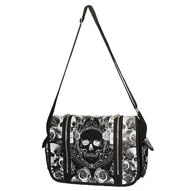 76f02577c8a8f Banned Messenger Tasche - Mica  Amazon.de  Schuhe   Handtaschen