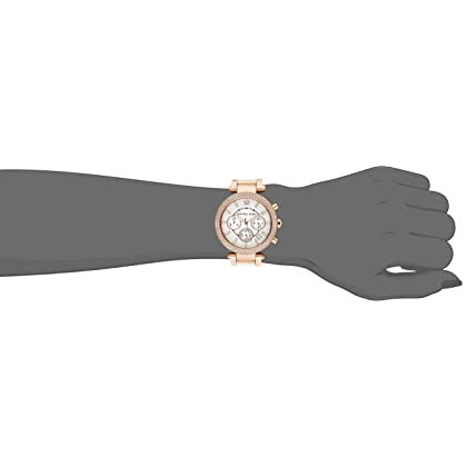 Michael Kors Parker Rose Gold Watch MK5491