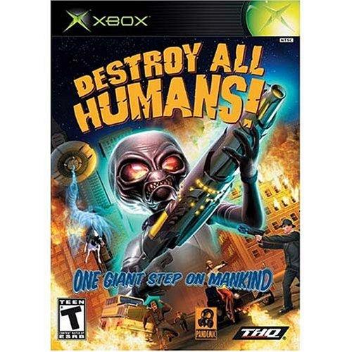 نابود کردن همه انسانها - Xbox