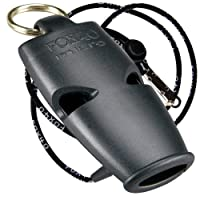 Fox 40 Micro Whistle With Lanyard For Referee Safety Alert Rescue Dog-Outdoor