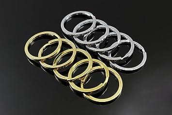 inwaria anillos llavero (Diámetro de 28/30/32/33/35 mm sin ...