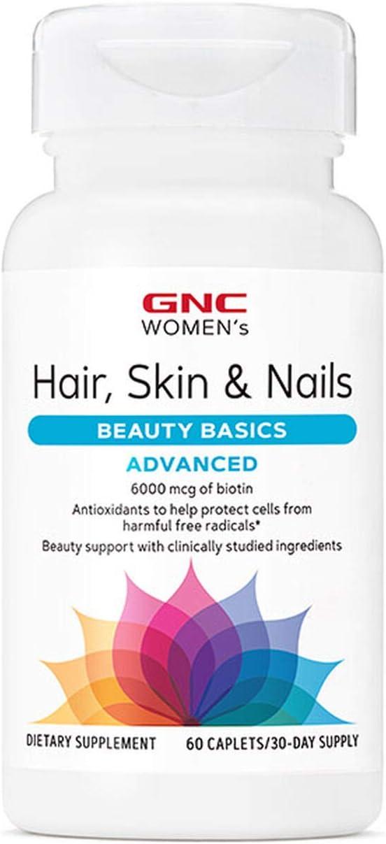 GNC Women's Advanced Hair, Skin & Nails Formula