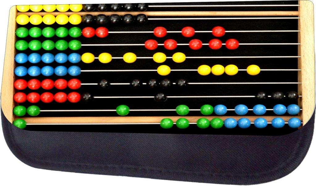 Pencil Case Set Abacus-TM School Messenger Bag