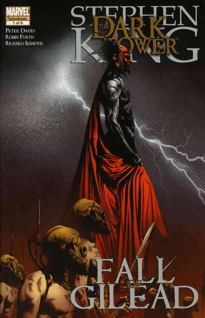 Dark Tower: The Fall of Gilead #1 VF ; Marvel comic book