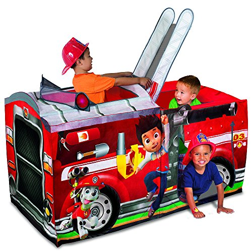 Playhut Patrol Marshall Truck Playhouse