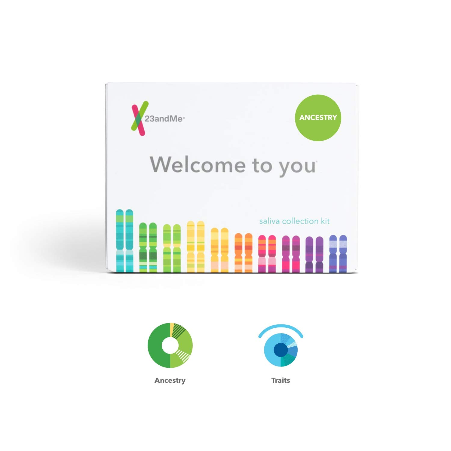 23andme DNA Anestry test