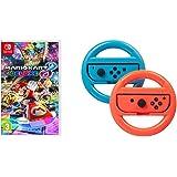 Mario Kart 8 Deluxe + Lot de 2 volants
