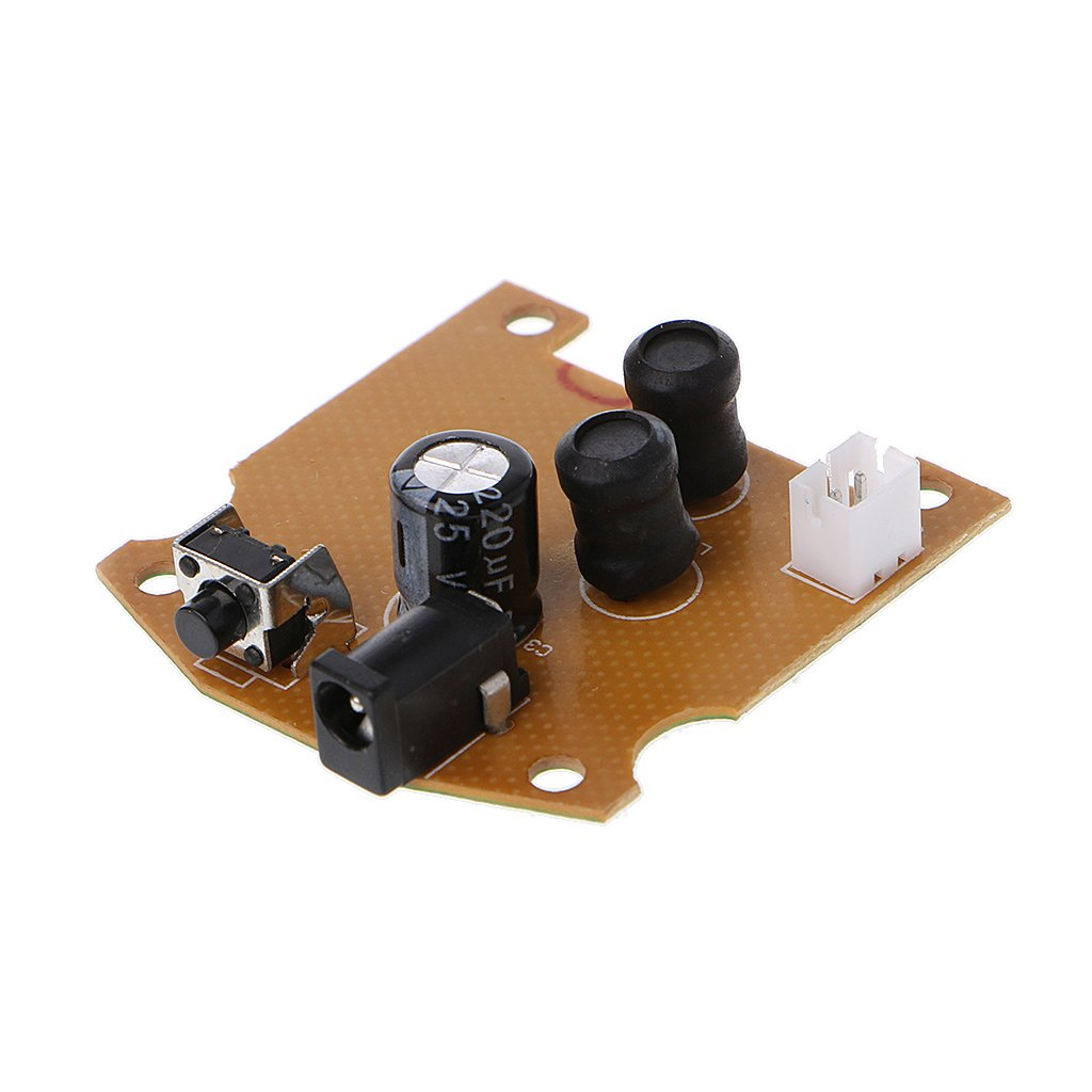 Liyudl113khz Ultrasonic Mist Maker Ceramic Humidifier Fogger Transducer Circuit Atomizing Sensor 37 12v Diameter 20mm Industrial Scientific