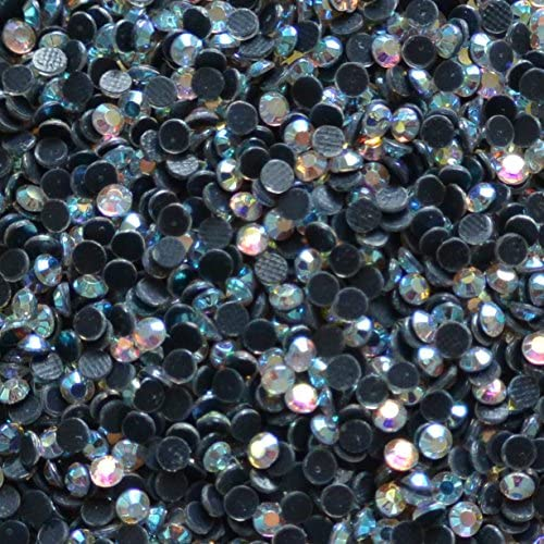 Sparkle Nation 4mm (16ss) Hot Fix Rhinestones 20 Gross Approx 2880 Stones by Weight (Amethyst)