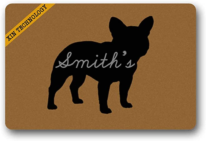 Silhouette Any breed Personalised Handmade Puppy//Dog New Home Welcome Card