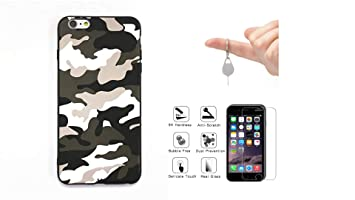 coque iphone 8 plus camo