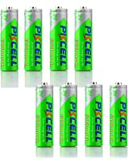 1.2V AA 600mAh Low Self-Discharge Ni-Mh Rechargeable Battery for Camera 8pcs