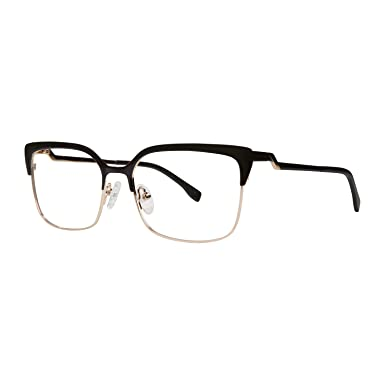 f97f0ee79ee3 Attitude Women s Eyeglasses - GB+ Collection Stainless Steel Frames - Black  58-16-145