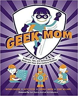 Image result for geek mom