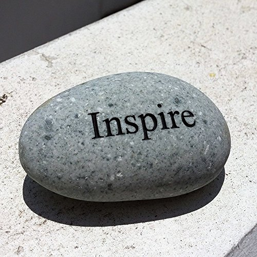 inspire-engraved-stone-pebble-river-rock-stone