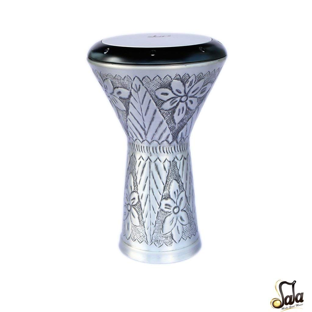 Egyptian Solo Darbuka Drum Doumbek DED-322P by Dest Percussion