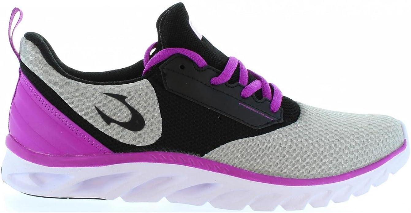 Zapatillas Deporte de Mujer JOHN SMITH RASMUR W Gris Claro-Violeta Talla 40: Amazon.es: Zapatos y complementos