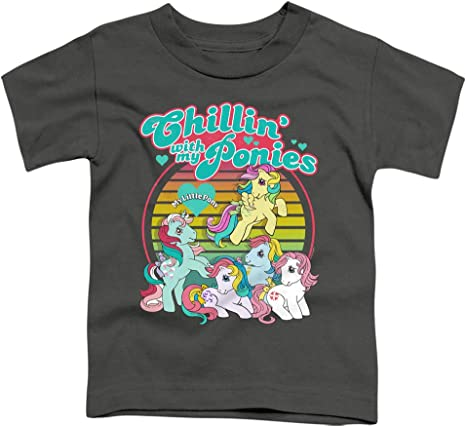 2pc SET PONY DREAMS NEW SIZE 18 MONTHS TODDLERS BABY GIRLS MY LITTLE PONY SHIRT