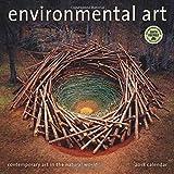Environmental Art 2018 Wall Calendar