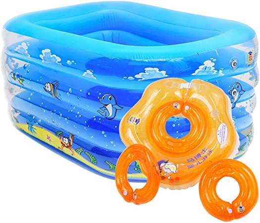 ZTSW Juguetes inflables para el Agua para la Piscina Infantil para ...
