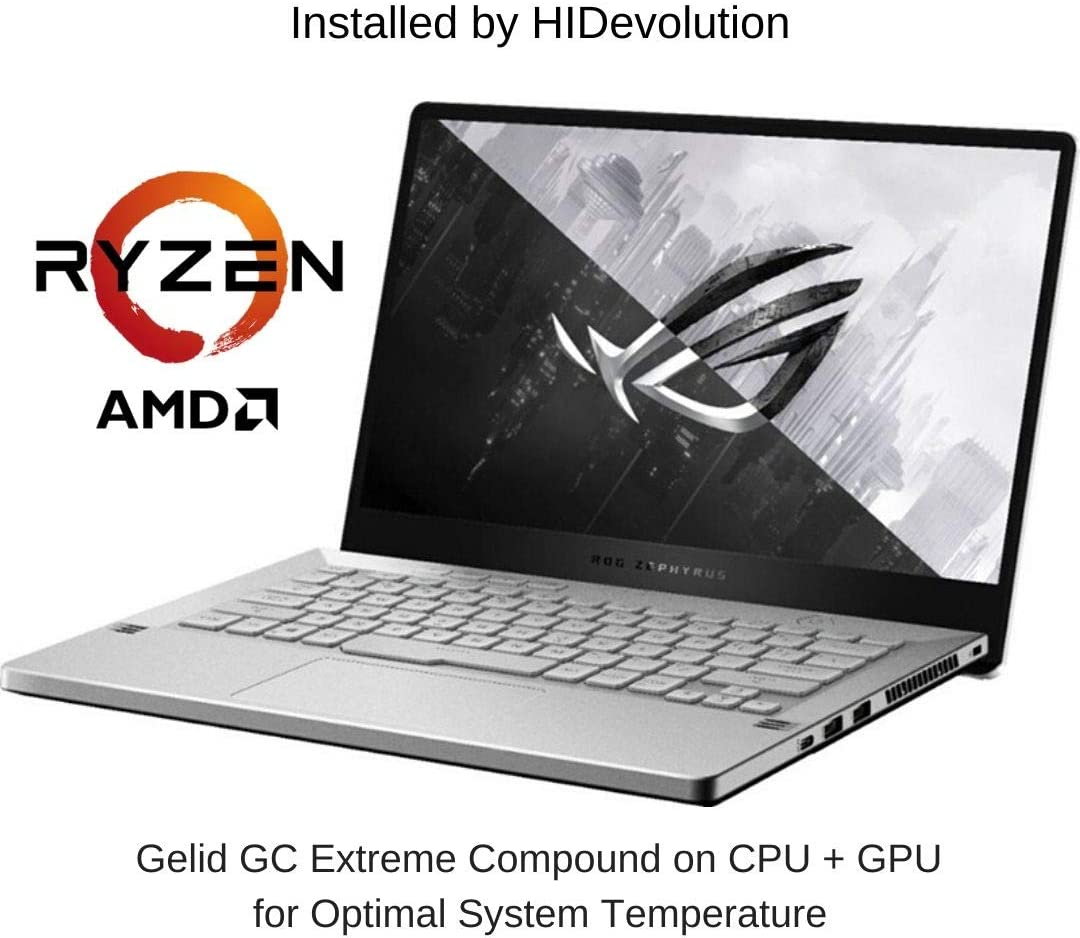 Asus ROG Zephyrus G14 - The best gaming laptop of 2020