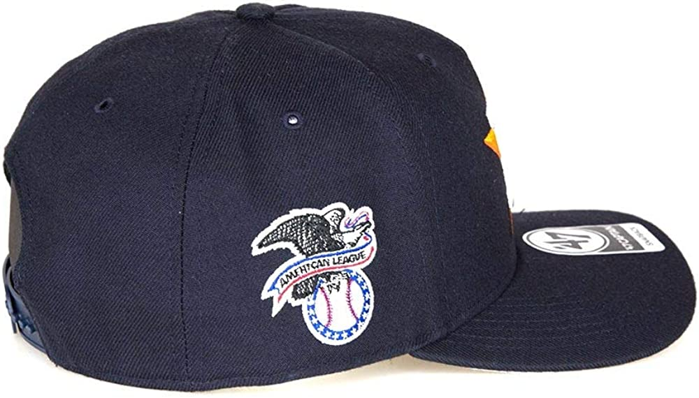 47 MLB Houston Astros Sure Shot Captain Gorra de béisbol, Azul ...