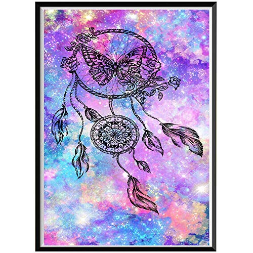 - BeautyShe 6D Diamond Painting Full Drill Diamond Embroidery Rhinestone Painting Cross Stitch Kit Wall Art Decor