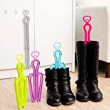 ONEDONE Folding Boot Shaper Stands Boots Knee High