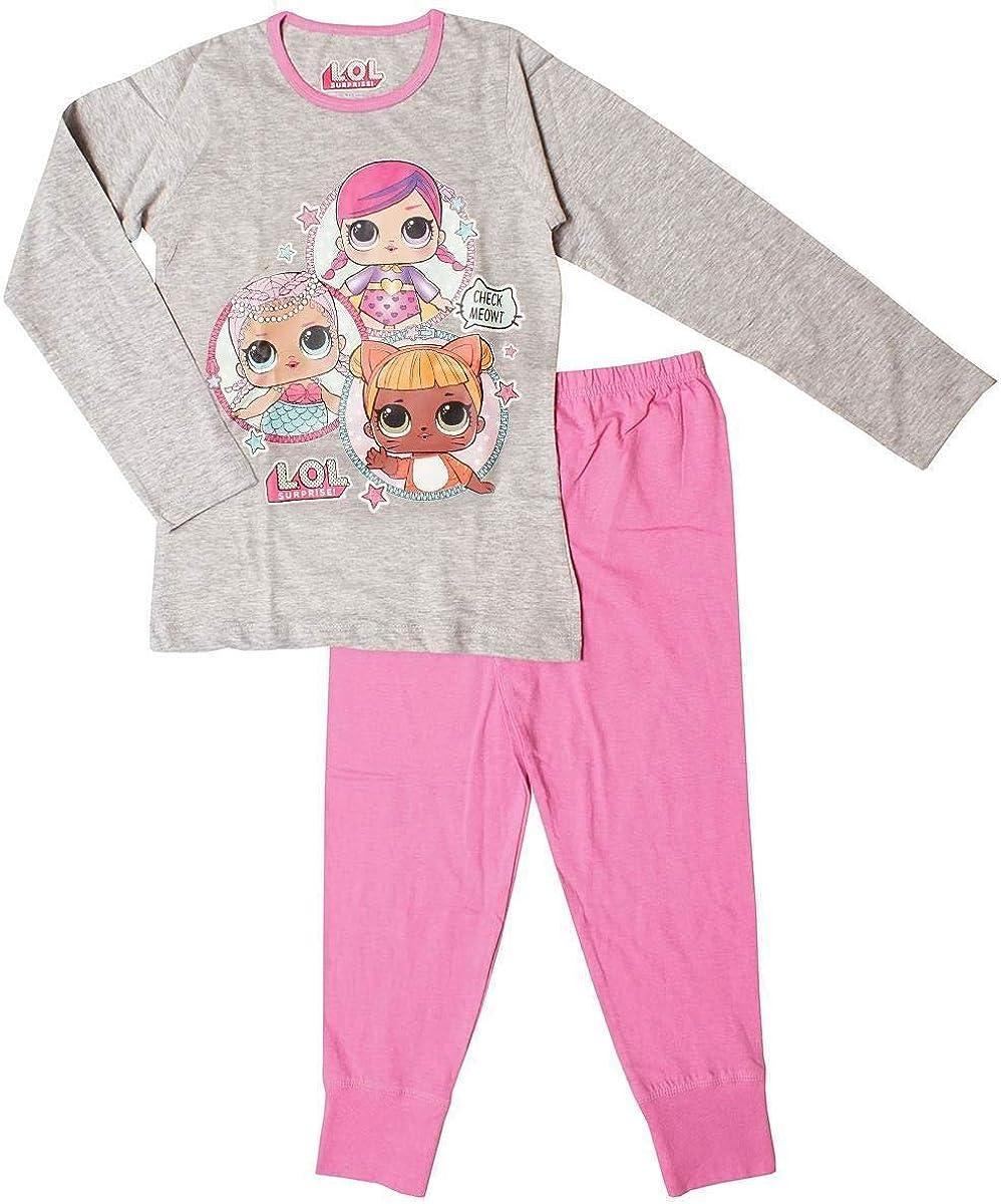 Childrens LOL Pjs Pajamas Girls Surprise Dolls Pjs Pyjamas Sleepwear Gift